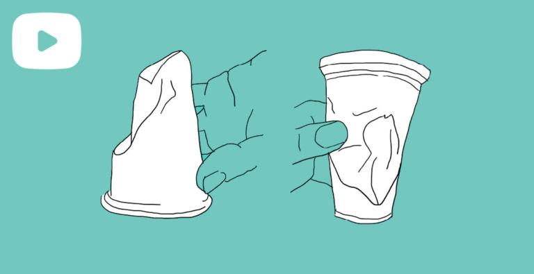 How to make an iceberg